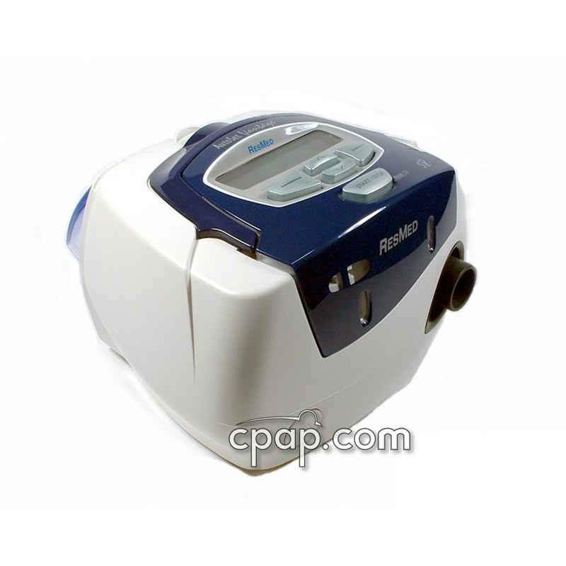 how to adjust resmed s9 cpap machine
