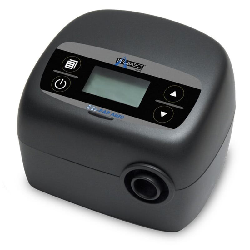 zzz pap auto cpap machine with therapy software. Black Bedroom Furniture Sets. Home Design Ideas