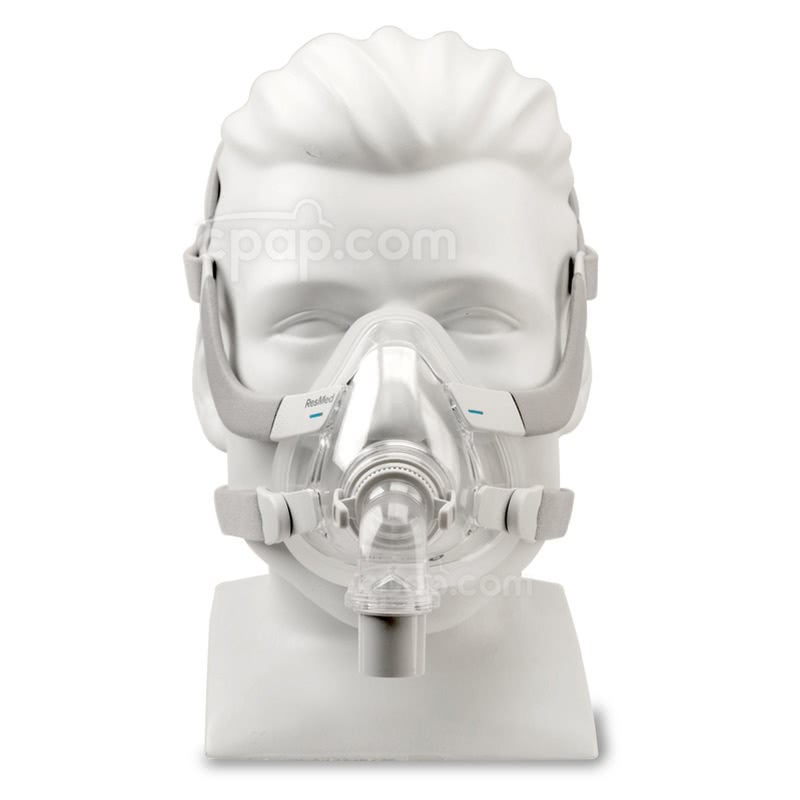 Resmed Airfit F20 Full Face Cpap Mask Headgear Cpap Com