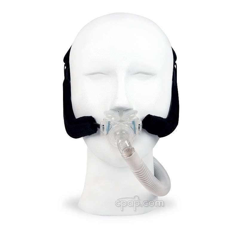 Cpap Com Aloha Nasal Pillow Cpap Mask With Headgear
