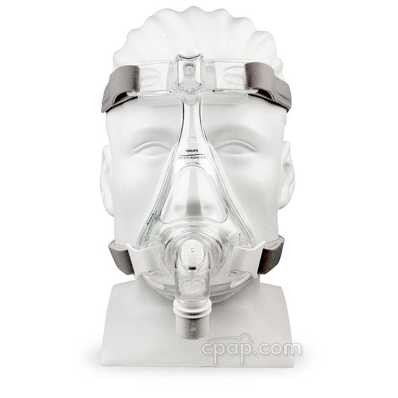 Cpap Com Amara Full Face Cpap Mask With Headgear