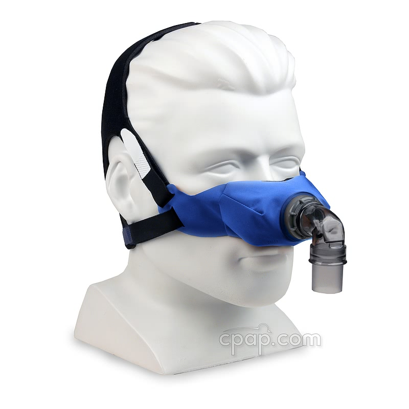 Cpap Com Single Size Sleepweaver Elan Soft Cloth Nasal