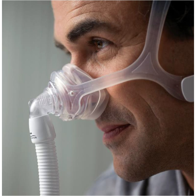 Cpap Com Wisp Nasal Cpap Mask With Headgear Fit Pack