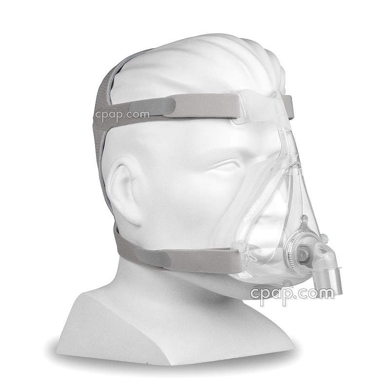 CPAP com - Quattro Air Full Face Mask with Headgear
