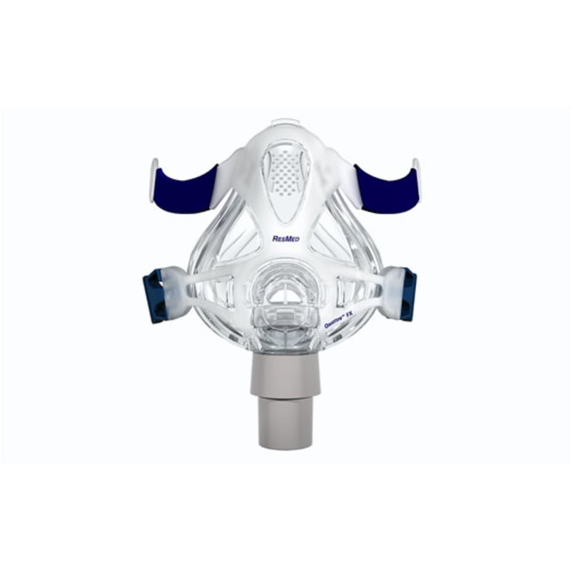 Cpap Com Mirage Quattro Fx Full Face Cpap Mask With Headgear