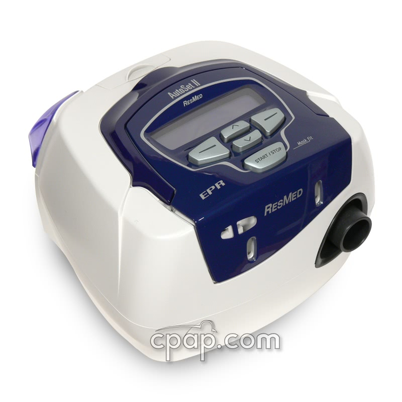 resmed autoset cpap machine