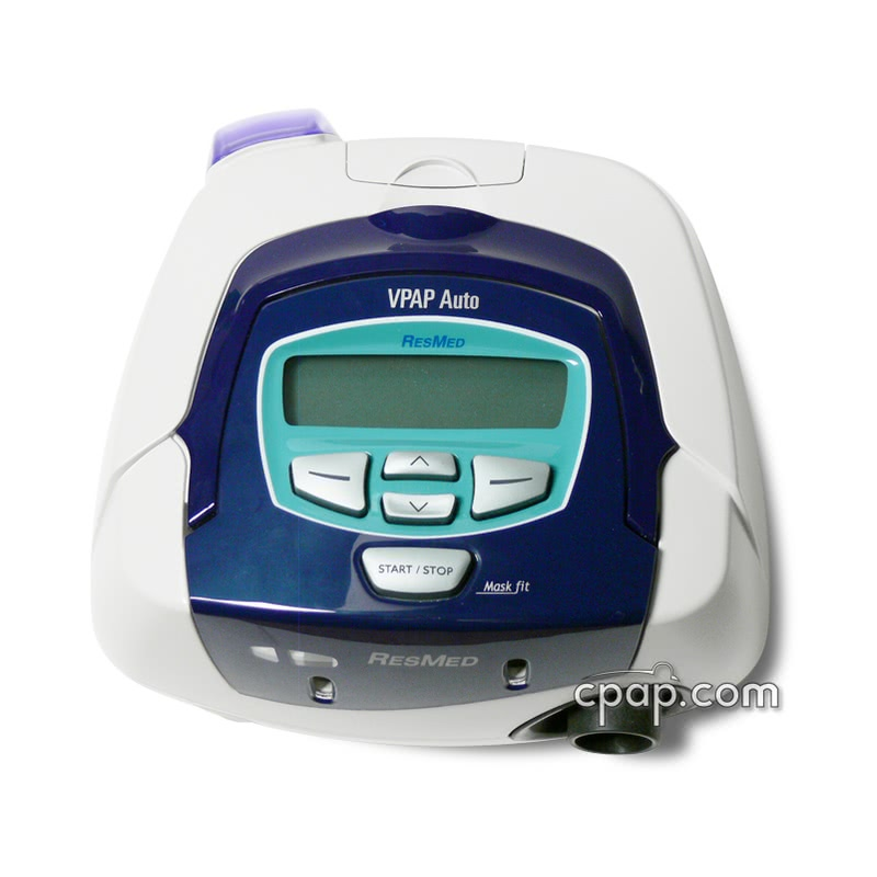 Cpap Com S8 Vpap Auto With Bag Hose And Manuals