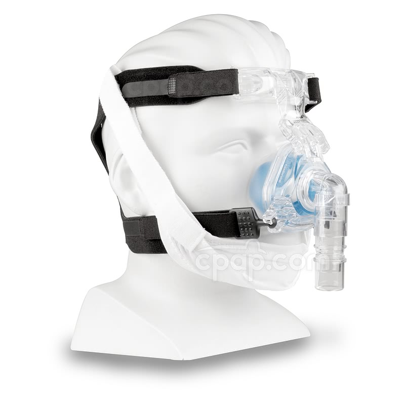 Cpap Com Respironics Chinstrap White