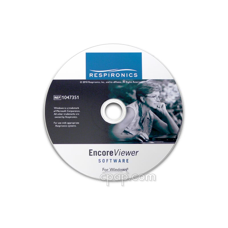 Cpap Com Encoreviewer 2 1 Software For Respironics Machines